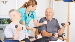 نسبت افراد مسن تر از ۸۰ سال در جامعه به سرعت در حال رشد است. برای تضمین پایداری، تندرستی و همینطور افزایش کیفیت زندگی افراد مسن، یافتن راه هایی برای ارتقاء ظرفیت عملکردی این افراد بسیار ضروری است .