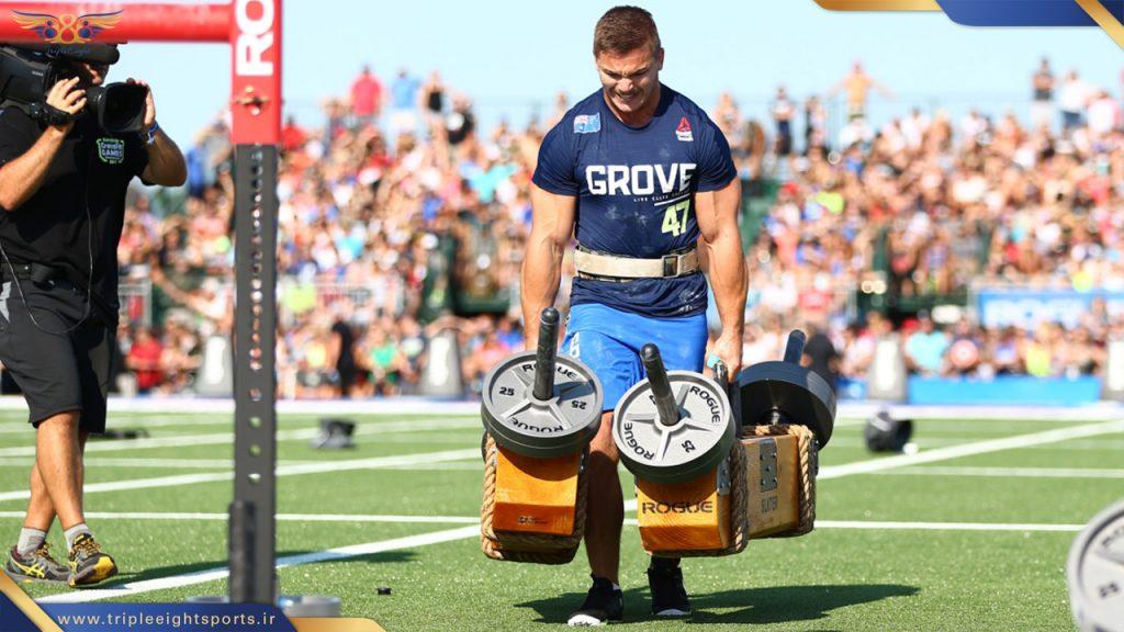 مان طور که میدانید یکی از اجزا تشیل دهنده هرم کراسفیت را تمرینات وزنه برداری یا تمرینات مقاومتی با وزنه تشکیل میدهد و یکی از زیر مجموعه های تمرینات قدرتی رشته جذاب قوی ترین مردان است .