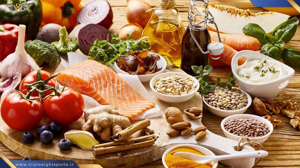دکتر سیز میگوید غذا دارو و بلیط شما برای رسیدن به هدف سلامتی قدرت و کارایی است .